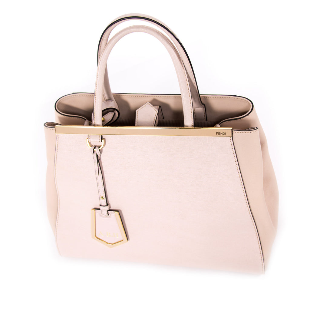 Fendi 2Jours Large Tote Bag Bags Fendi - Shop authentic new pre-owned designer brands online at Re-Vogue