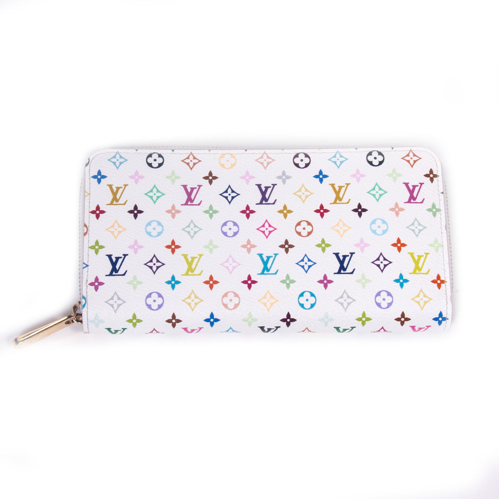 Louis Vuitton Zippy Multicolor Wallet Accessories Louis Vuitton - Shop authentic new pre-owned designer brands online at Re-Vogue