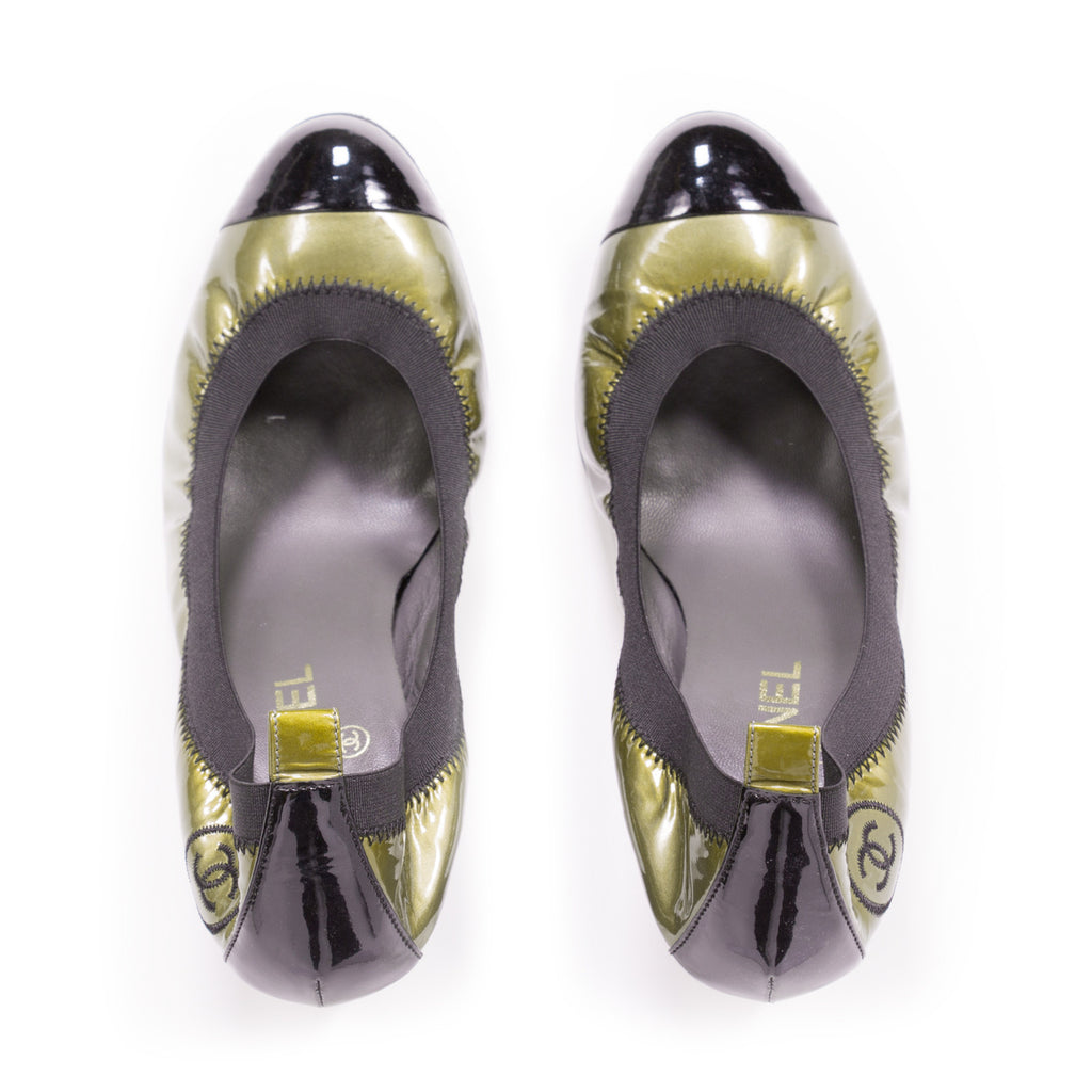 Chanel Stretch Spirit Pumps Shoes Chanel - Shop authentic new pre-owned designer brands online at Re-Vogue