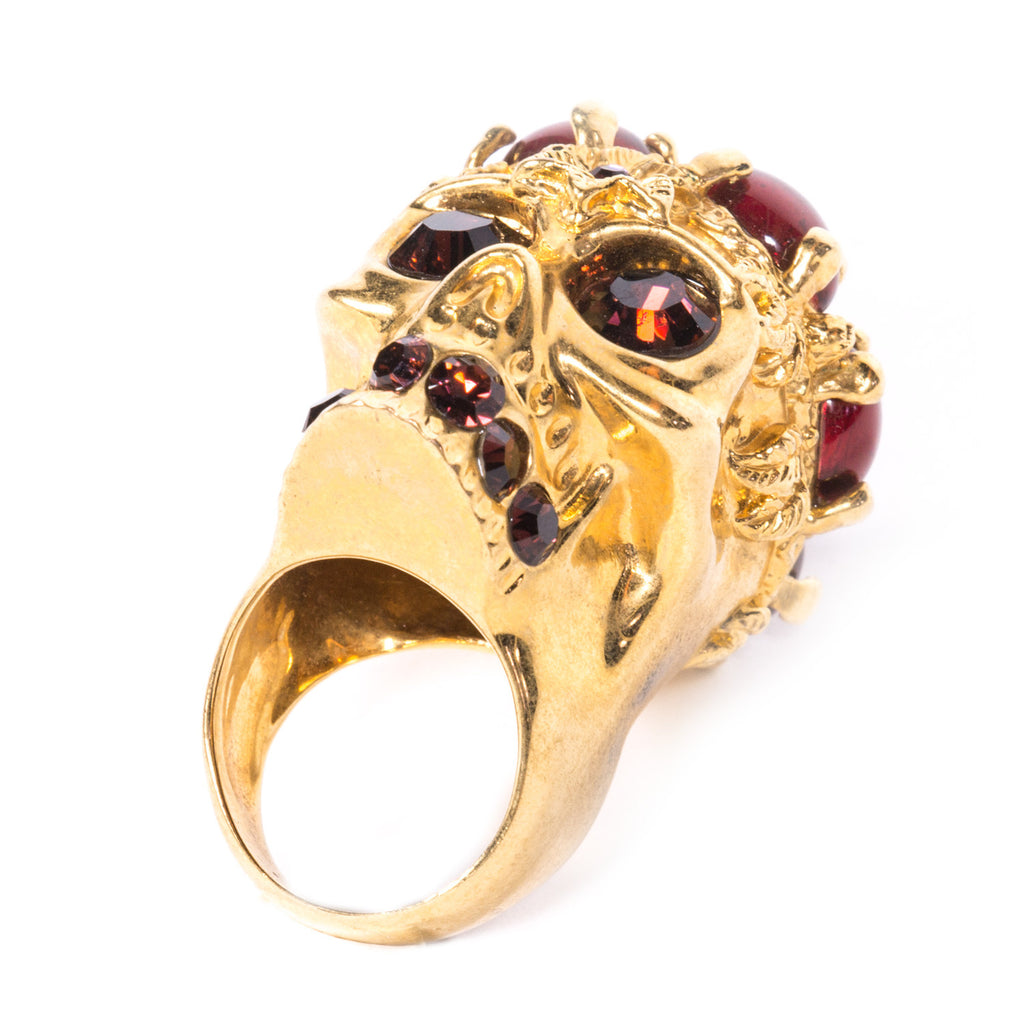 Alexander McQueen Skull Ring Accessories Alexander McQueen - Shop authentic new pre-owned designer brands online at Re-Vogue