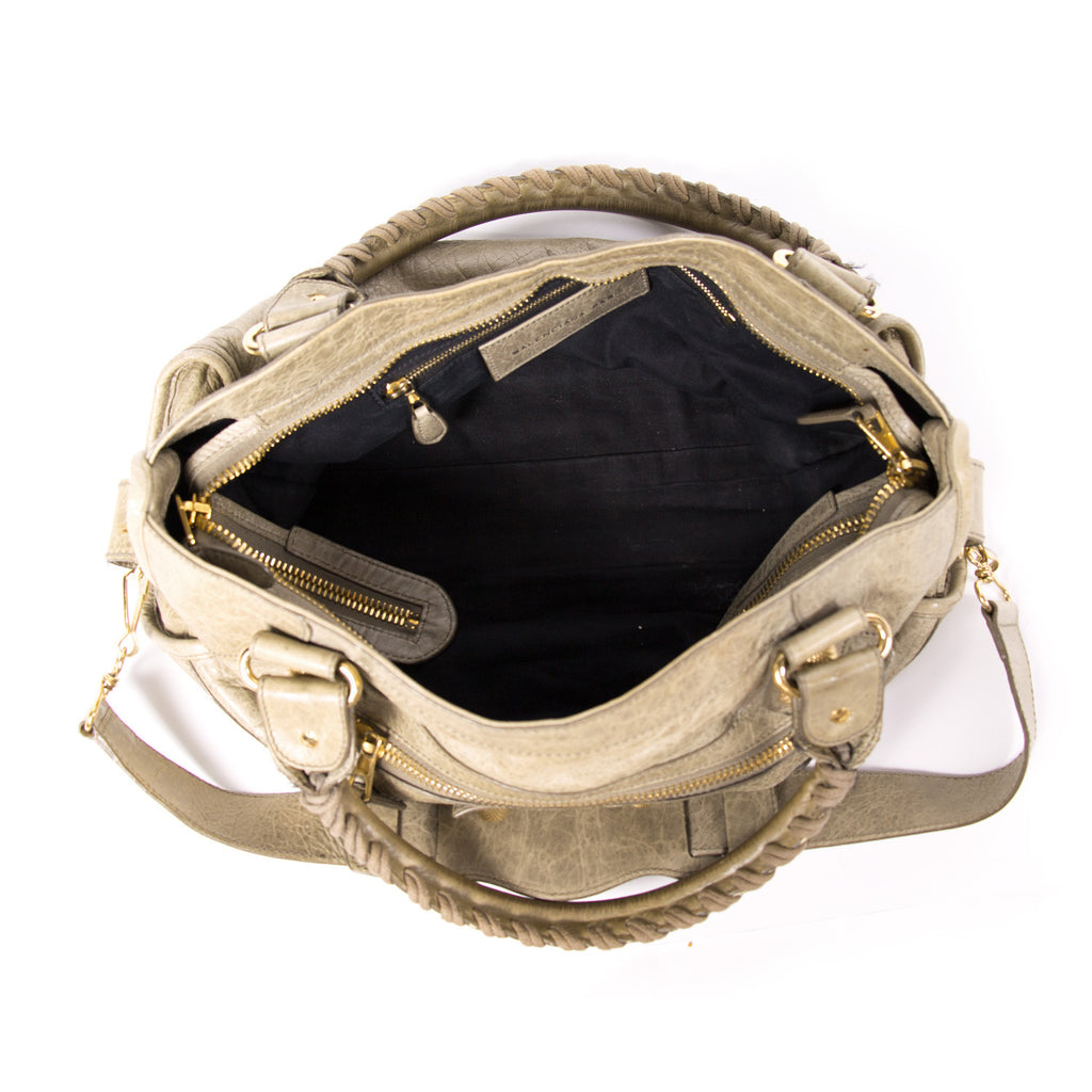 Balenciaga Giant 21 Motorcycle City Bag Bags Balenciaga - Shop authentic new pre-owned designer brands online at Re-Vogue