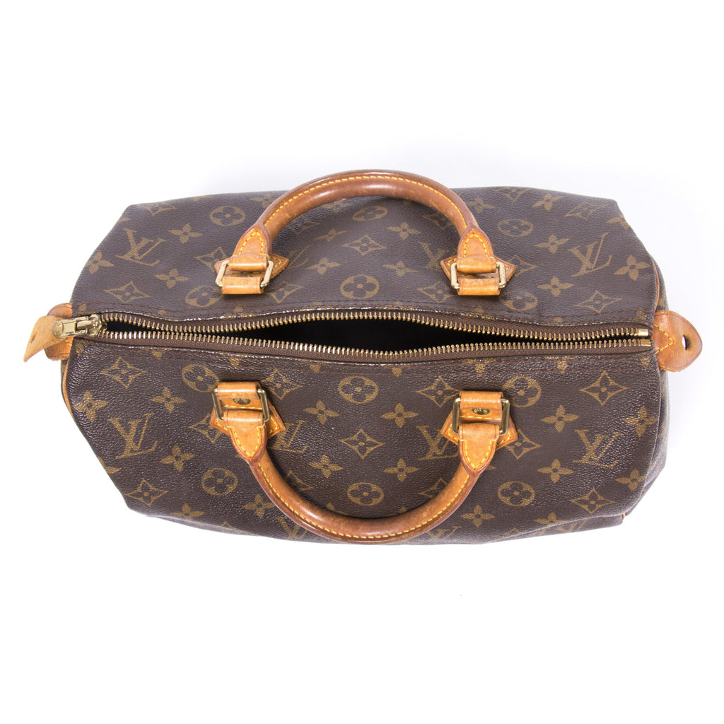 Louis Vuitton Speedy 30 Bags Louis Vuitton - Shop authentic pre-owned designer brands online at Re-Vogue