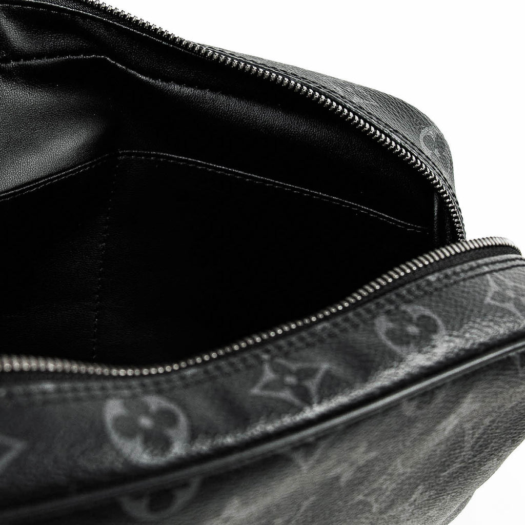 Louis Vuitton Monogram Eclipse Toilet Pouch GM Bags Louis Vuitton - Shop authentic new pre-owned designer brands online at Re-Vogue