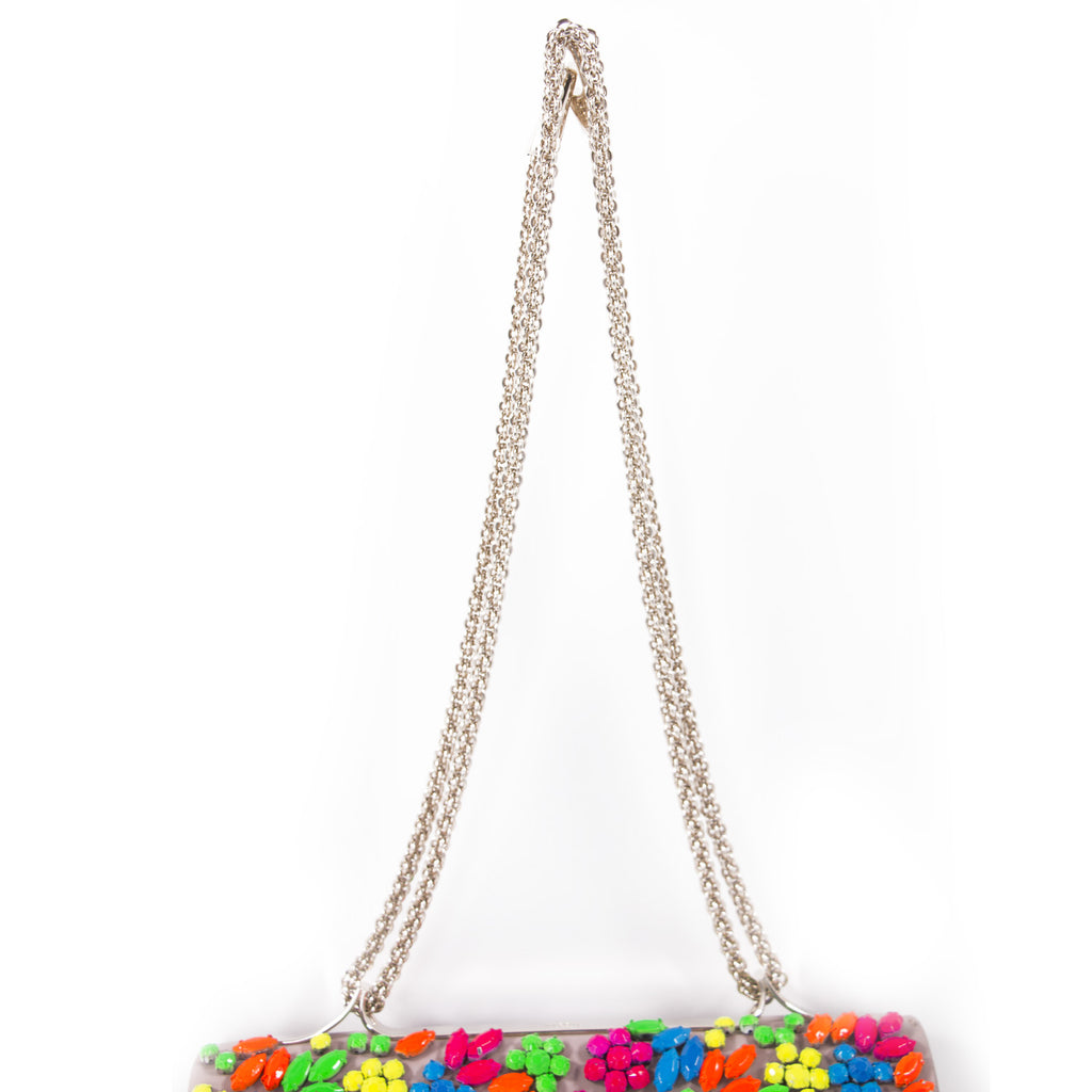 Valentino Crystal Embellished Va Va Voom Bag Bags Valentino - Shop authentic new pre-owned designer brands online at Re-Vogue