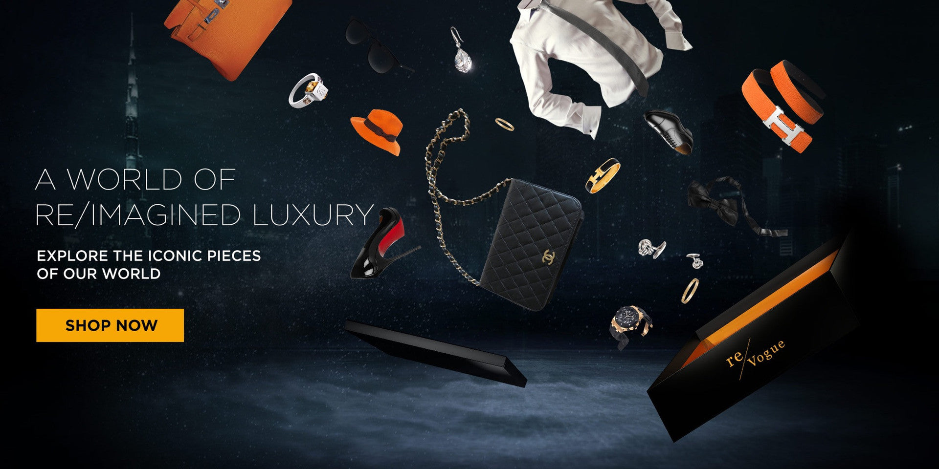 Shop Authentic Pre-Owned Luxury Designer Luxury Brands at Discount Online At Re-Vogue USA UAE KSA