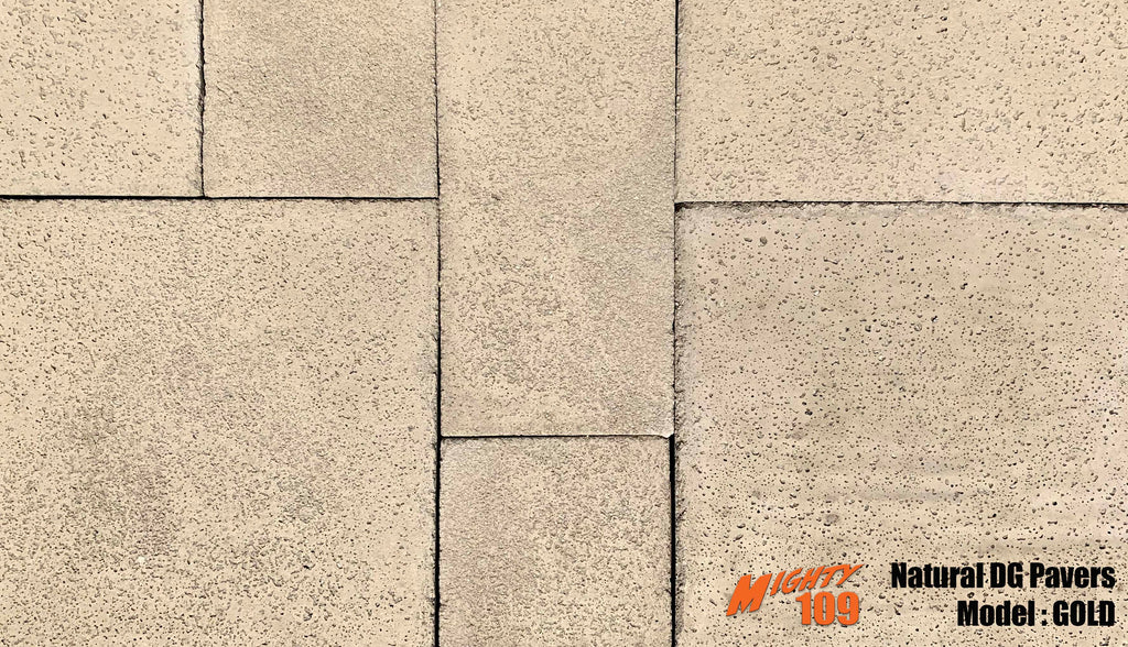MIGHTY109 DG PAVER Pattern