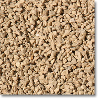 "MIGHTY 109 3/8"" Pea Gravel Gold Rock, Bulk - Northern California Special"