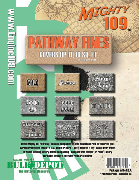 Mighty109 Pathway Fines