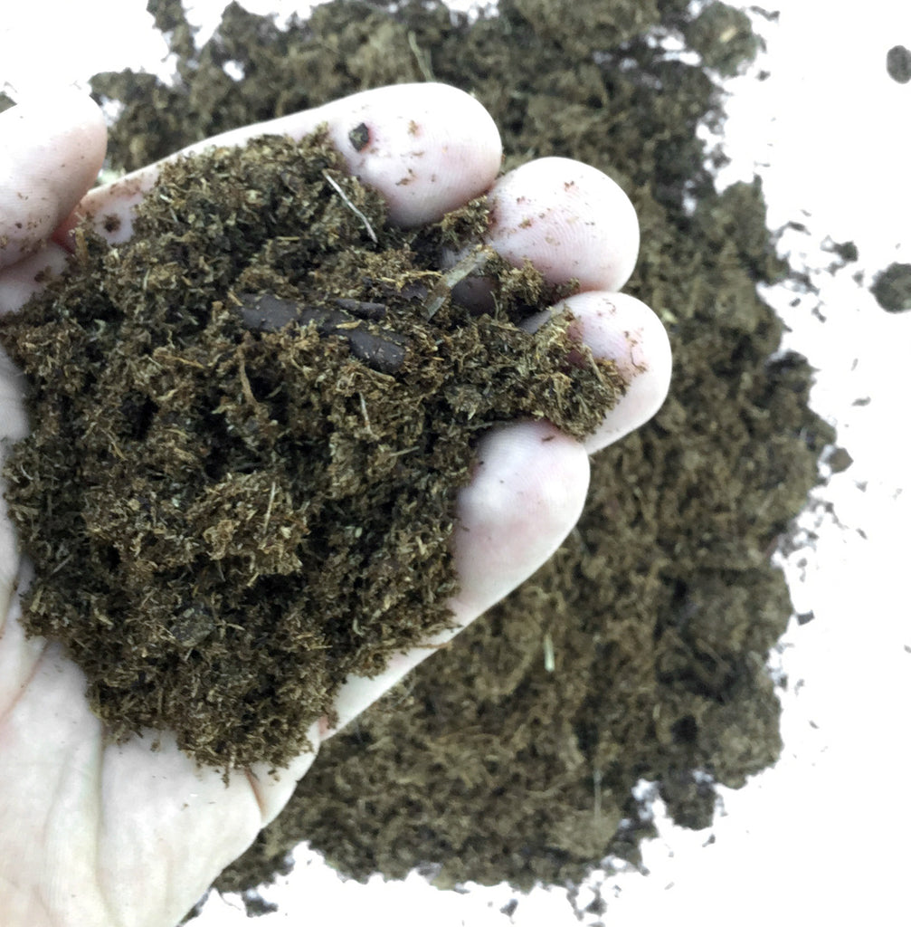 MIGHTY 109 Green-Fuel Peat Moss