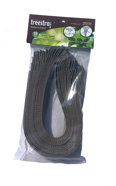 "20 Pack Mighty 109 18"" Heavy Duty Tree Straps"