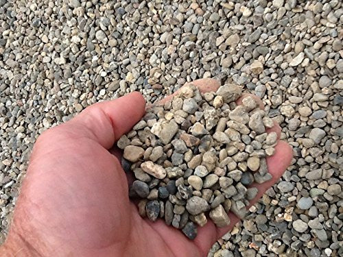MIGHTY 109 Greys Pea Gravel, Bulk - Northern California Special