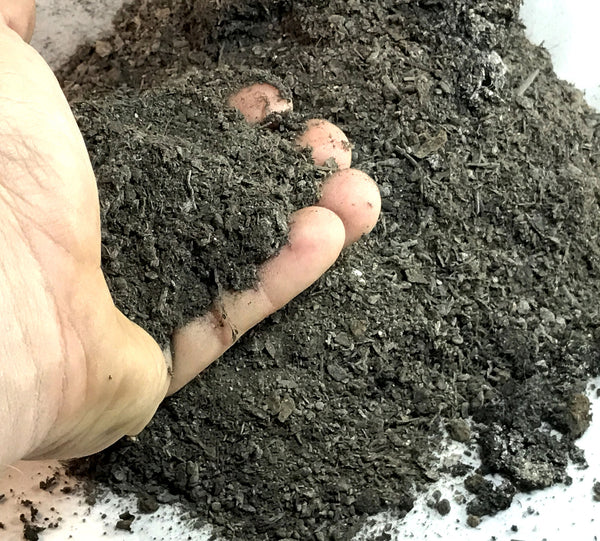 Mighty 109 Recycled High Nutrient Compost