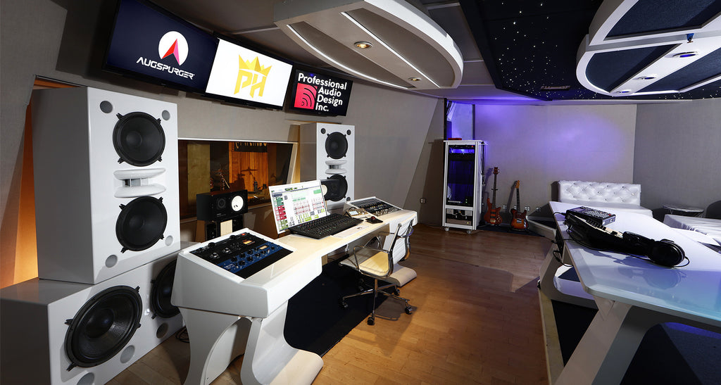 Studio Spotlight The Penthouse Nyc Professional Audio