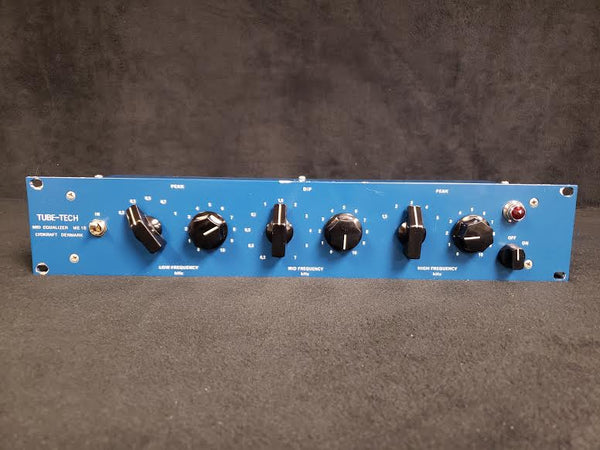 Tube-Tech ME-1B Mid Range Tube Equalizer
