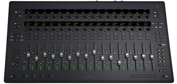 Avid S3 Desktop Control Surface