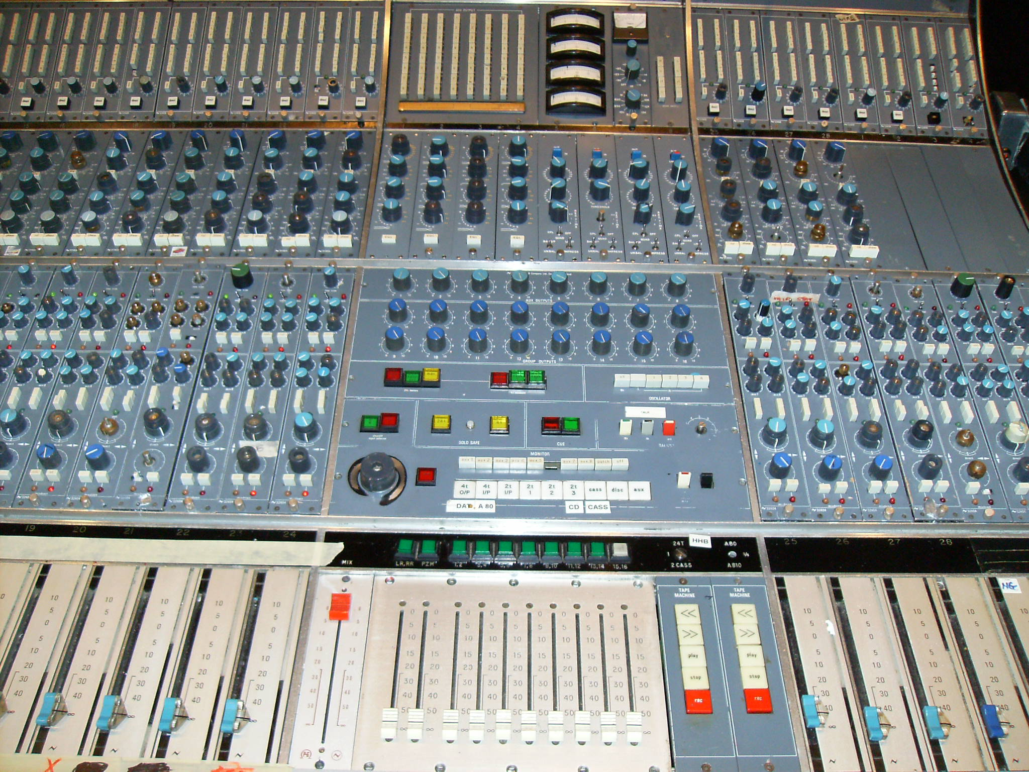 Vintage Neve 8068 Recording Mixing Console | Professional