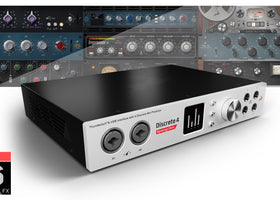 Antelope Audio Discrete 4 Synergy Core Thunderbolt/USB Interface