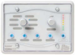 BSS Audio BLU-8-V2-WHT