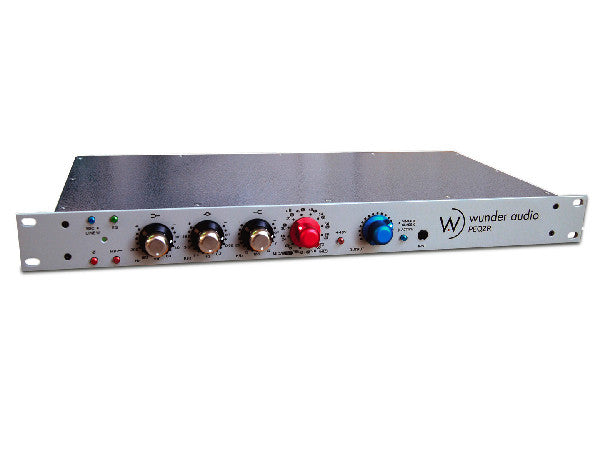 Wunder Audio PEQ2R Microphone Preamp/EQ