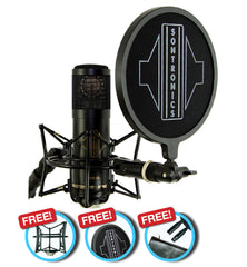 Sontronics STC-20 Pack Large-Diaphragm Mic with Accessories