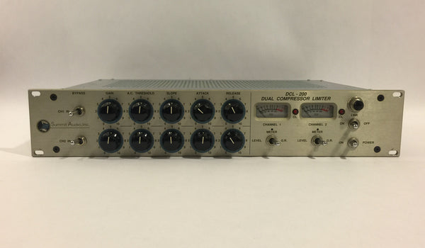 Summit Audio DCL200 Compressor (Used)