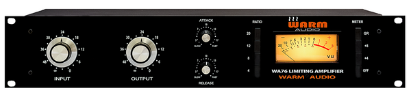 Warm Audio WA76 1176 Style Compressor