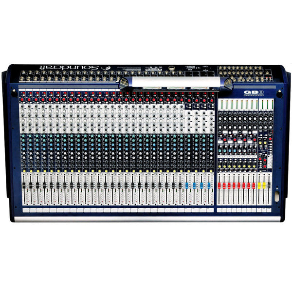 Soundcraft GB8 24 Ch. Console