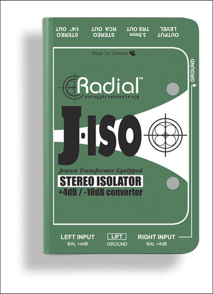 Radial Engineering J-Iso