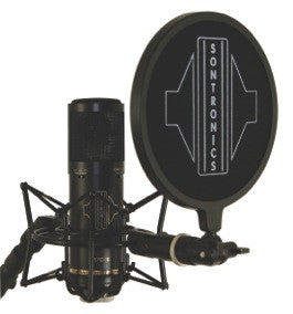 Sontronics STC-3X Pack — Multi-Pattern LDC Mic with Accessories