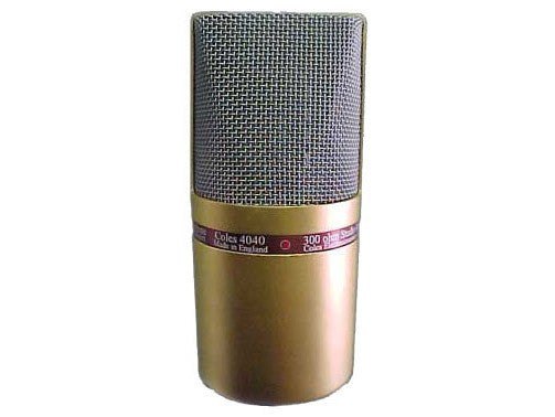 Coles 4040 Studio Ribbon Microphone
