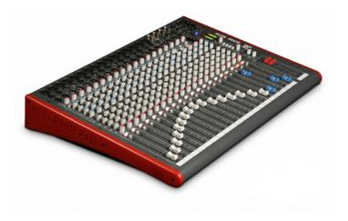 Allen and Heath ZED-24 Mixer