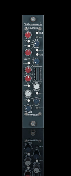 Rupert Neve Designs Shelford 5051 (Vertical only) Inductor EQ and Compressor