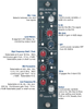 Rupert Neve Designs Shelford 5052 (Vertical only) Mic Pre/Inductor EQ