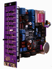 Purple Audio TAV 10 Band Graphic Inductor EQ Module