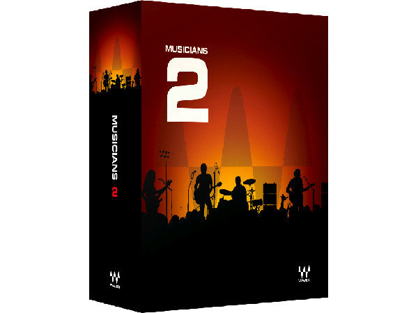 Waves Musicians 2 Bundle - Native