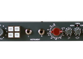 Aurora Audio GTQ2 mkIII Dual Channel Preamp/EQ