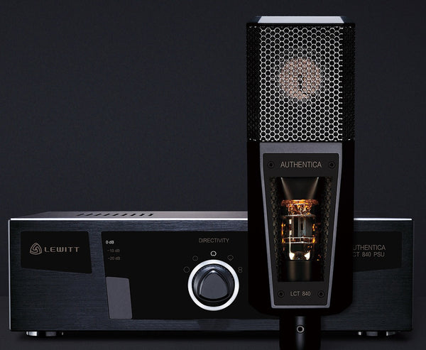 Lewitt LCT 840 Reference Class Tube Microphone