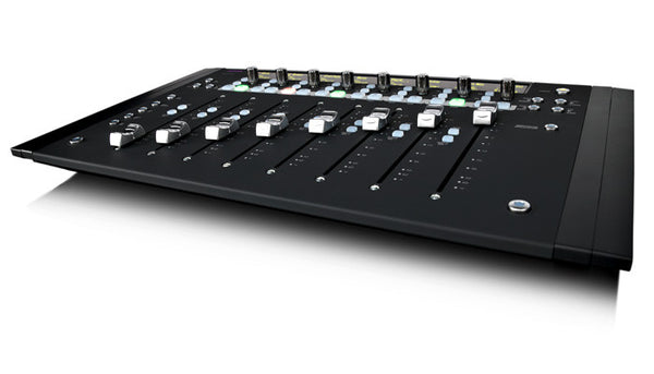 avid artist mix control surface professional audio design inc. Black Bedroom Furniture Sets. Home Design Ideas