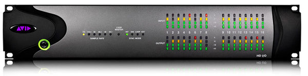 Avid HD I/O Analog 16x16 Audio Interface