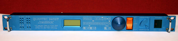 Quantec 2402F Yardstick Stereo Room Simulator (used)