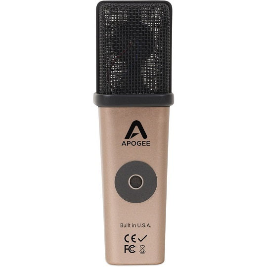 Apogee HypeMiC—USB Microphone with Compressor for iOS, Mac & Windows (Includes Tripod & Stand Adapter)