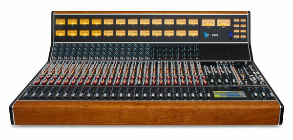 API Audio 2448 Recording and Mixing Console With Final Touch Automation