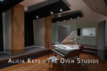 Alicia Keys The Oven Studios