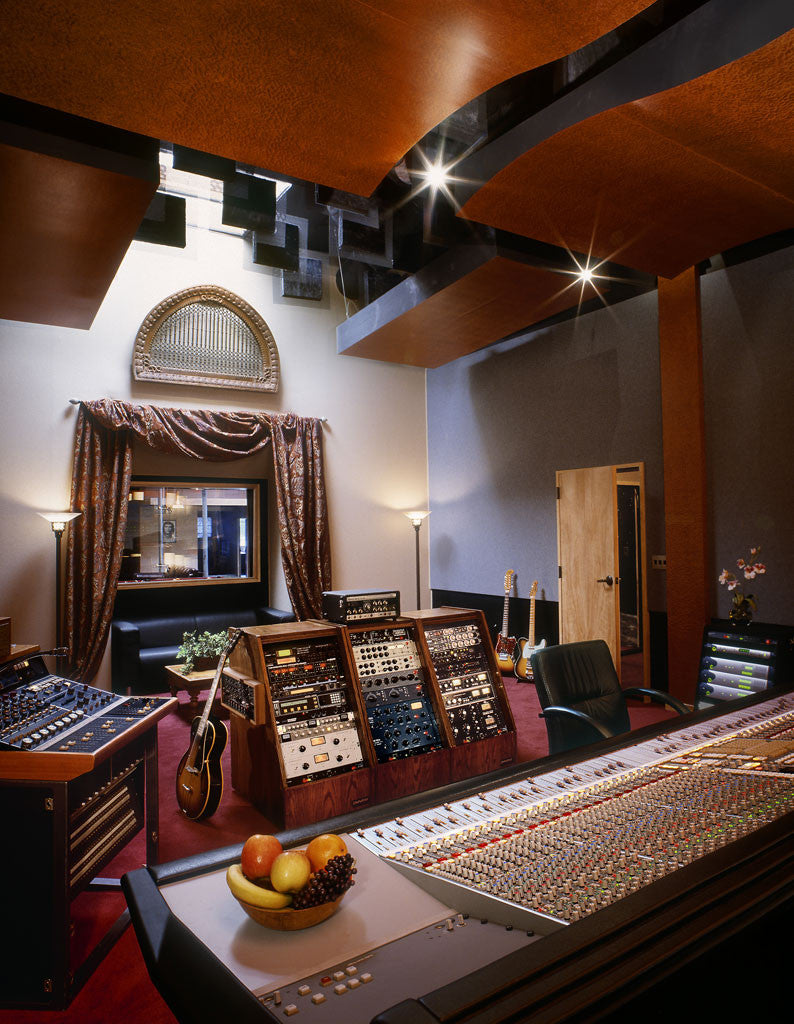 Bomb shelter studios los angeles ca professional audio for Shelter studios