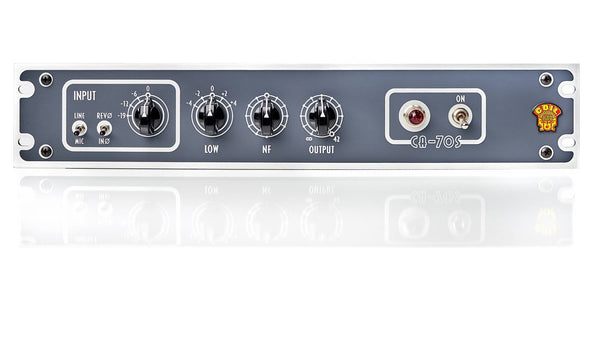 Coil Audio CA-70S - SINGLE CHANNEL PREAMP