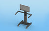 Sound Anchor DAW Composer 1X Single Monitor and Keyboard Stand