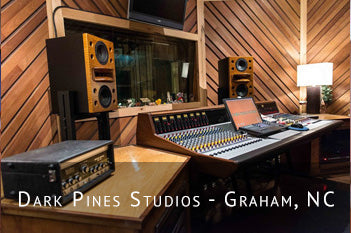 Dark Pines Studios in Graham NC installs first Custom Series 75 Console
