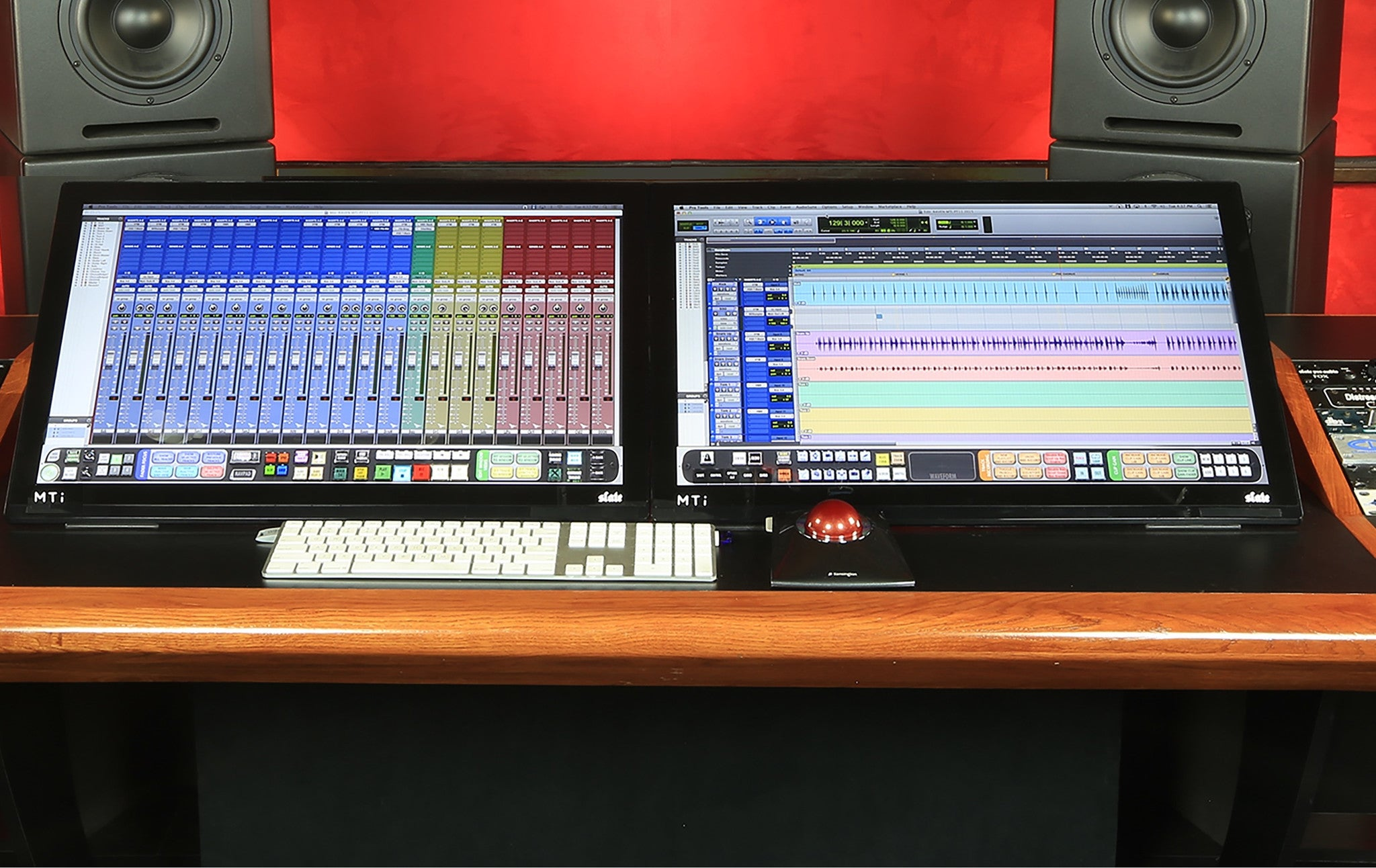 Slate Media Technology Raven MTi2 Touchscreen DAW Control Surface