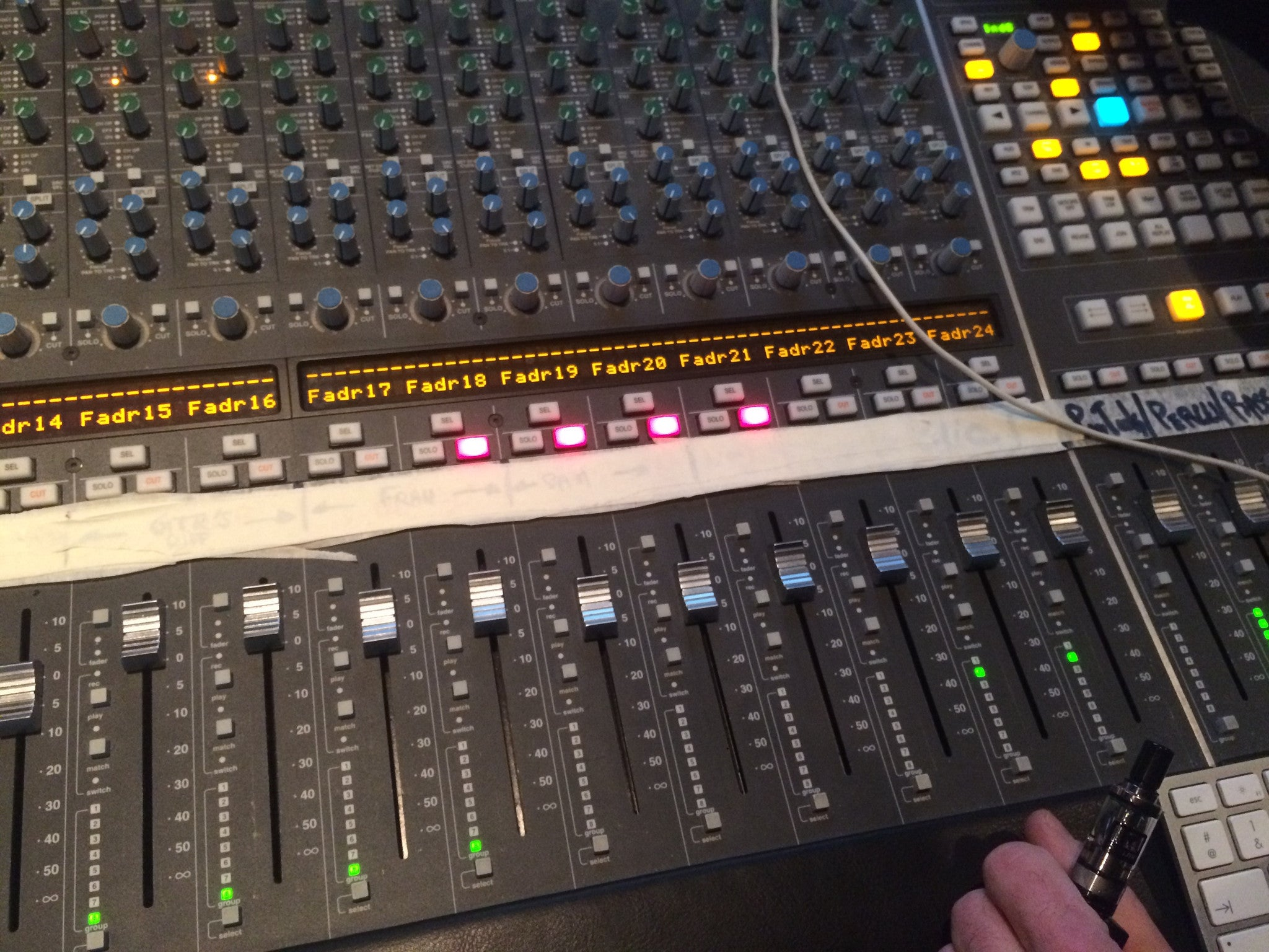 Solid State Logic Duality 48 SE/Delta   Professional Audio
