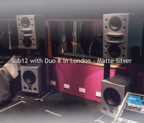 Livingston 2, London, with Duo 8 Minimains + S12 Subs.